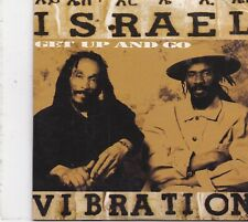 Israel Vibration-Get Up And Go promo cd single