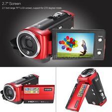 "HD 16MP 720P 2.7"" TFT LCD 16X ZOOM Anti-Shake Digital Video Camera DV Camcorder"