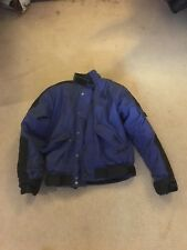 ladies bellstaff motorcycle jacket size S