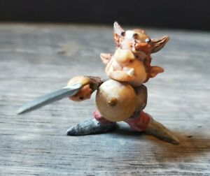 "Papo Fantasy Dwarf Figure 2"" 2005"