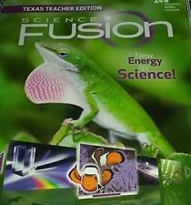Grade 3 Science Fusion Texas Teacher Edition 2015 3rd ScienceFusion