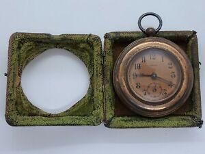 1893 E.N. Welch Columbian Exposition Chicago World's Fair Souvenir Pocket Watch