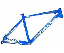 "Giant Xtc 26"" Fr Aluminum Mountain Bike Frame Blue/White X-Large 22"""