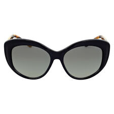 Coach Dark Vintage Tortoise Cat Eye Sunglasses