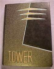 High School Yearbook 1961 Whitefish Bay Wis The Tower