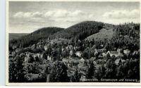 FRIEDRICHRODA Thüringen AK 1938 Gänsekuppe Abtsberg Postkarte, Ansichtskarte