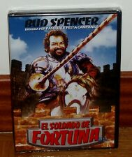EL SOLDADO DE FORTUNA-DVD-NUEVO-PRECINTADO-NEW-SEALED-AVENTURAS-BUD SPENCER