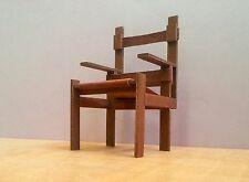 Marcel Breuer Slatted Chair,1:6 Miniature Furniture Replica,Modern Art Design