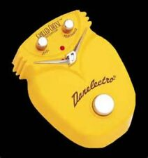 guitar effects pedal. Danelectro Grilled Cheese, High Gain Wah combo, w pwr adp