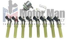 Motor Man | 5.0 5.7 Vortec Spider kit | Fuel Injectors Regulator Plenum Gaskets