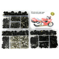 Complete Fairing Bolts Screws Fasteners Kit Fit For KAWASAKI ZX-14R 2006-2010