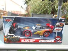 NEW--DRIFTING- LIGHTNING MCQUEEN  REMOTE CONTROL CAR - MOVIE CARS