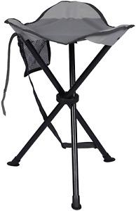 Walkstool Basic Camping Stool Grey