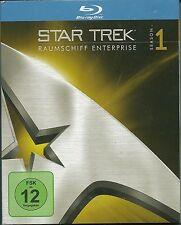 Star Trek Raumschiff Enterprise Classic 1 Blu-ray Deutsche Ausgabe