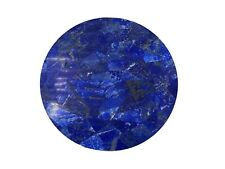 24'' Marble Pietra dura Lapis Lazuli Table Top Inlaid Living Home Decor