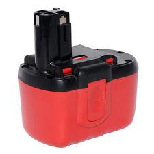 2 X For Bosch 24Volt Hammer Drill GSB,GSR ,PSB 24VE-2,GBH24VF,BAT240 Battery
