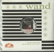 Wand Records 5 Track CD NEW Ivories, Ed Bruce, Darryl Stewaart etc.