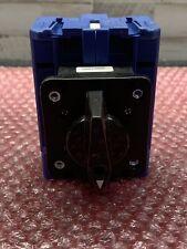Used Kraus Amp Naimer 5 Pole Isolator Switch Kg100 100 Amp