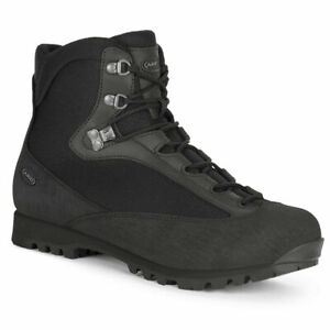 Genuine British Army Issue Black AKU Pilgrim GTX FG Combat Boots - Various sizes