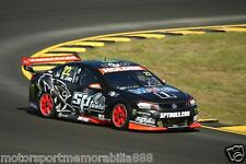 5X James Courtney 2015 6x4 photos V8 Supercars HRT HOLDEN RACING TEAM COMMODORE