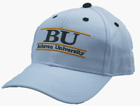 Belhaven University The Game 3 Bar NCAA Collegiate Adjustable White Cap Hat