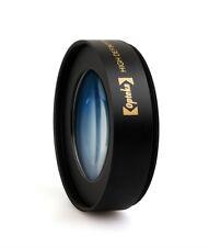 Opteka 10x Macro Lens for Sony E-Mount a7r a7s a7 a6500 a6300 a6000 a5100 a5000