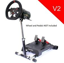 Mad Catz Pro Racing Gaming Steering Wheel Stand Pro V2 Deluxe New