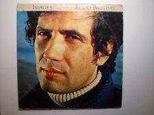 """LUCIO BATTISTI """"IMAGES"""" LP DISCO VINILE 33 GIRI"""