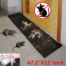 Strong Rat Sticky Trap Traps Extra Strength Board Pad Catch Mouse Mice Pest Trap