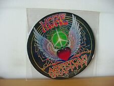 MORE AMERICAN GRAFFITI promotional only PICTURE DISC LP (MCA) MONTGOMERY WARD