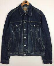 Mens Pepe Jeans Denim Jacket / XL / Presley / Classic / Original / Casual