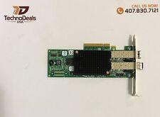 HP aj763a 489193-001 8gb Puerto Dual 82e CABLEADO PCI Express Fibra Canal