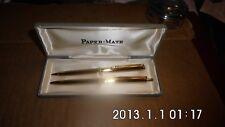 parure vintage Paper mate - crayon + stylo