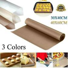 Durable Silicone Baking Mat Non-Stick Pastry Cake Cookie Baking Sheet Oven US.