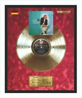 Blue System Twilight Goldene Schallplatte im Rahmen