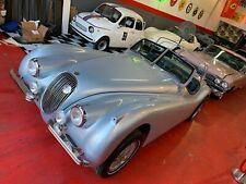 1951 Jaguar Xk Xk120 Restomod Roadster See Video!