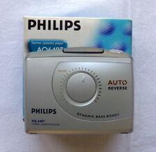 PHILIPS WALKMAN AQ6487 stereo cassette player rare