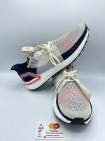 Adidas UltraBoost 19 Clear Brown Black Cloud White Running B37705 Men's Size 13