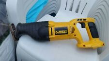 DeWALT DW938 18V Cordless Reciprocating Saw (Bare Unit Only)