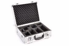 Valigia in  alluminio per attrezzatura foto video
