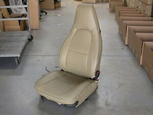 PORSCHE 928 944 993 968  IGGEE S.LEATHER CUSTOM SEAT COVER 13COLORS AVAILABLE