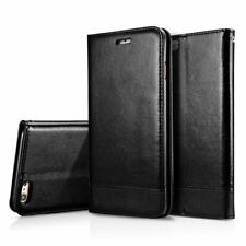 iPhone 7 / 8 wallet / portemonnee case hoesje - zwart