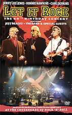 Let It Rock: The Rock n Roll Video of the Decade (DVD, 2005) EX LIBRARY