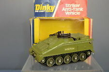 Alvis Dinky Diecast Tanks & Military Vehicles