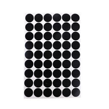 54pcs Polka Dots Wall Sticker Kids Wall Decals Refrigerator Home Decor DIY B1