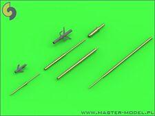 Sukhoi Su-15 (T/TM) frasco Pitot tubos Master #48121 1/48 Nuevo