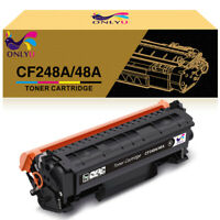 1PK CF248A 48A Toner Cartridge For HP LaserJet Pro M15a M15w M28a M28w W/Chip