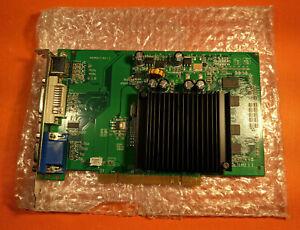 EVGA GeForce 6200 256MB DDR2 PCI NVIDIA Graphics Card Used