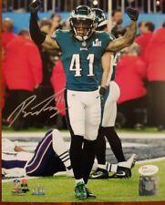 Ronald Darby Autograph Signed Philadelphia Eagles 8x10 Photo JSA Witness COA