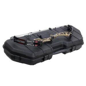 Best Mission Archery Traditional Composite Black  Compound Bow and Arrow Case